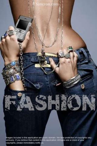 Android Fashion Apps, Wall Papers Fashion Design App 2011