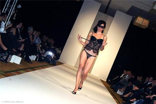 Boston Fashion Week Show Lingerie La Perla