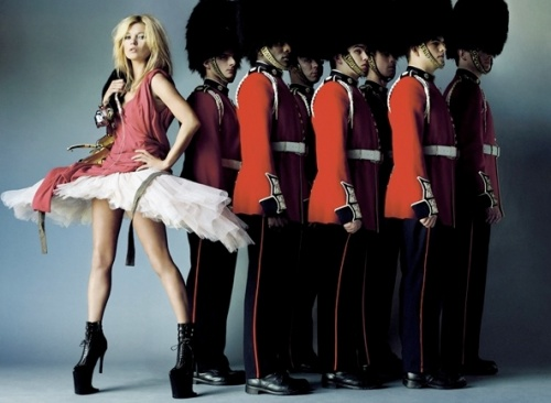 British Fashion 2011