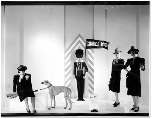 British Fashion 1930s