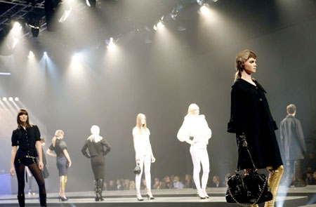 Copenhagen Fashion Week Catwalk