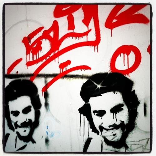 Anarchy Fashion, Trendy Graffiti Tagging