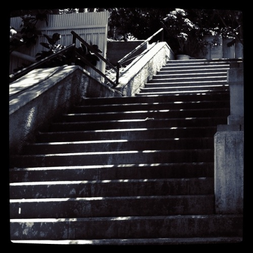 The Many Steep Steps to Success!