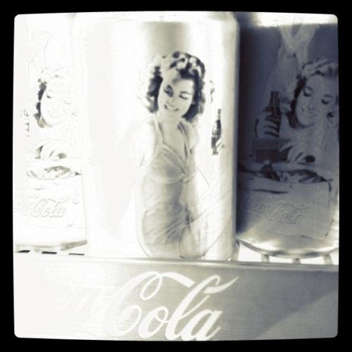 Fashionable Coca Cola