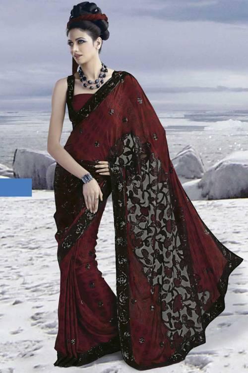Indian Fashion, Sari 2011