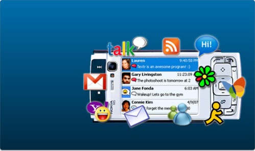 Instant Message Mobile Phones