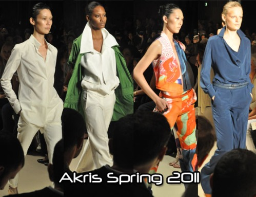 Swiss Fashion, Akris
