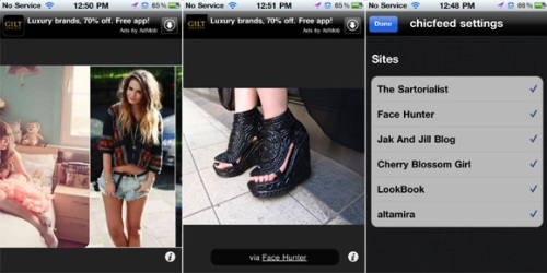Chicfeed Fashion App