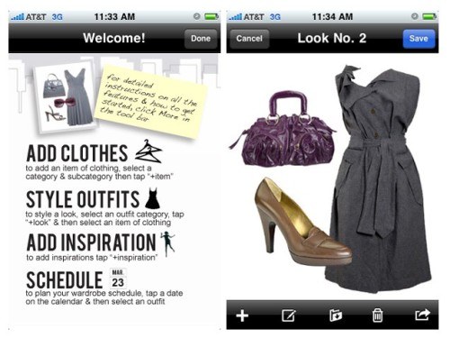 StyleBook Mobile Fashion App