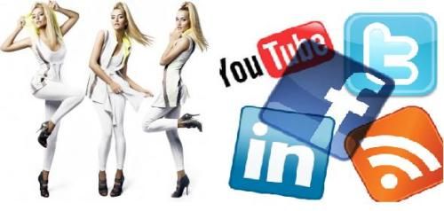social media and fashion industry